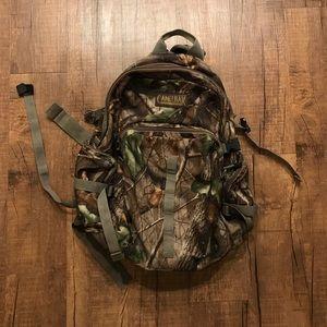 Camelbak woodland Camo backpack